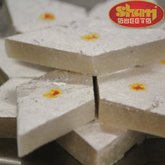 Badam Sweets at sham sweets india